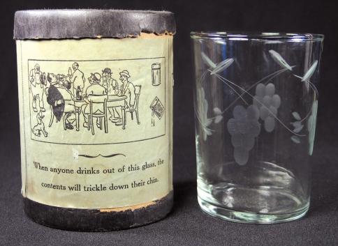dribbleglass