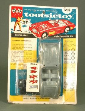 Tootsietoy kit